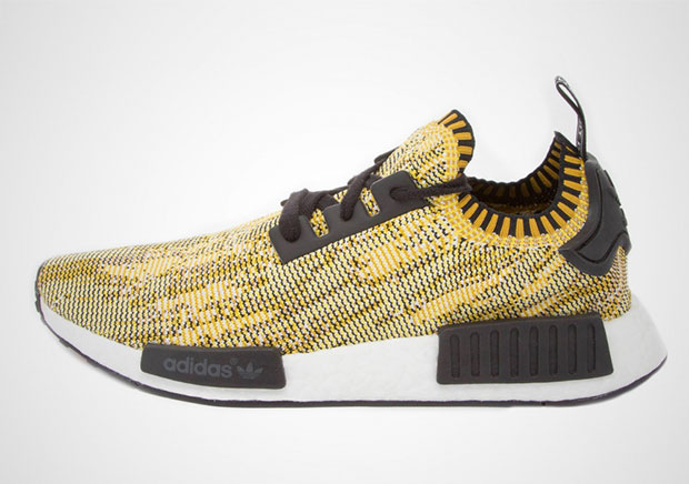 "adidas NMD Primeknit ""Yellow"" WILLYA MagazineWILLYA Magazine"