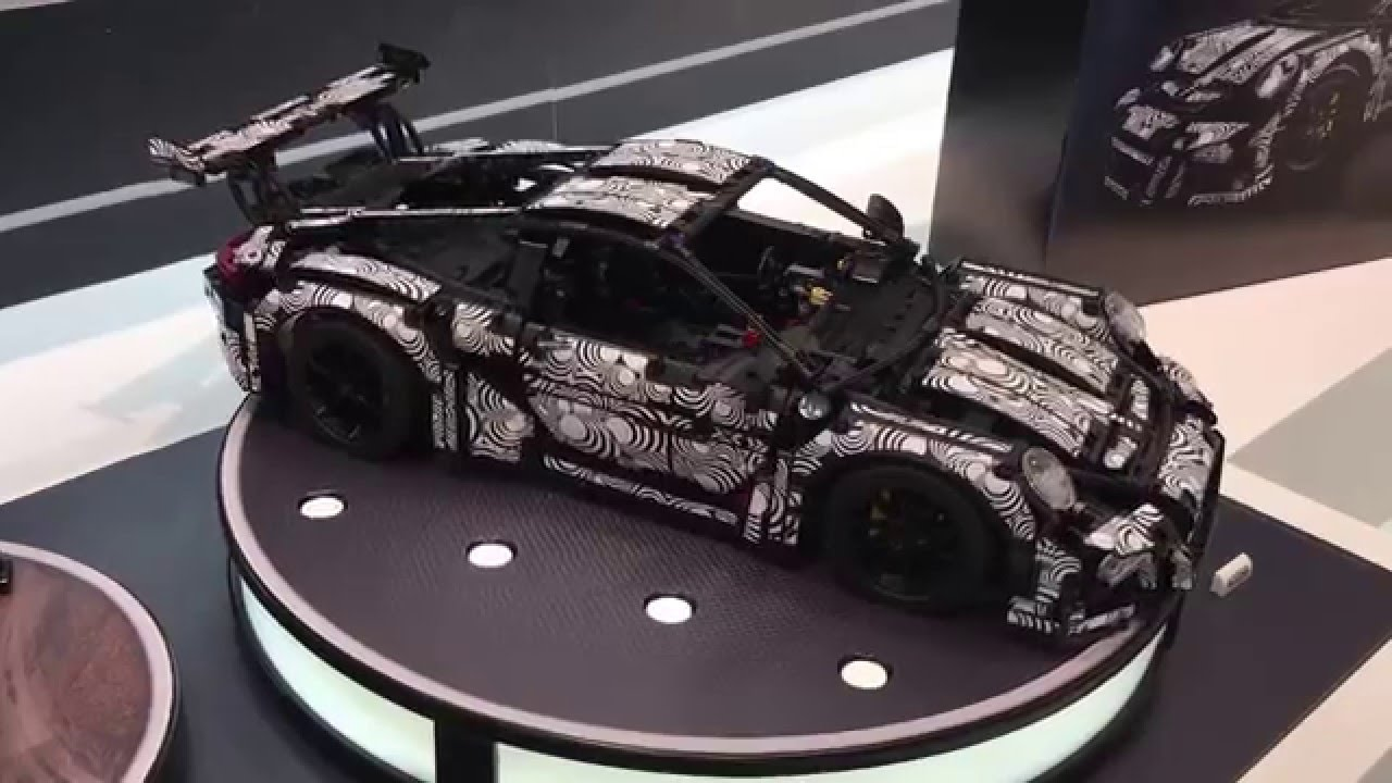 lego technic porsche 911 gt3 rs vorschau willya. Black Bedroom Furniture Sets. Home Design Ideas