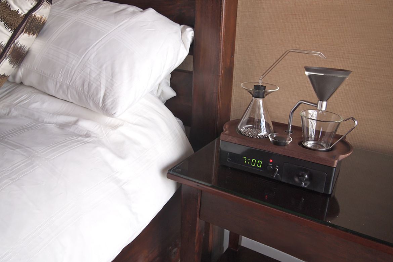 Barisieur Alarm Clock Wecker Mit Integrierter