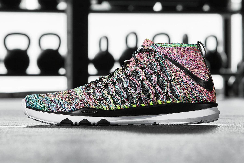 """Nike Train Ultrafast Flyknit """"Multicolor"""" WILLYA"""