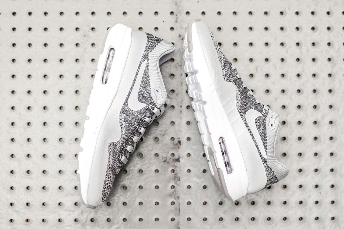air max 1 ultra fly knit wolfgrey