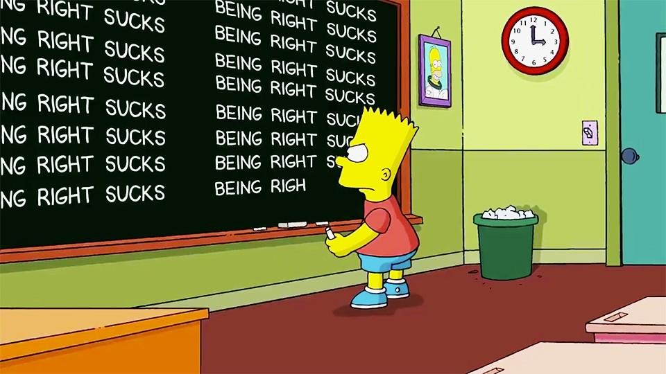 Vorhersage Simpsons