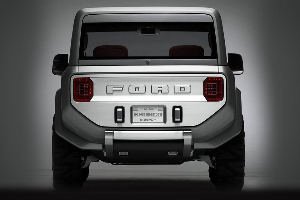 Der neue Ford Bronco kommt 2020 - WILLYA MagazineWILLYA ...