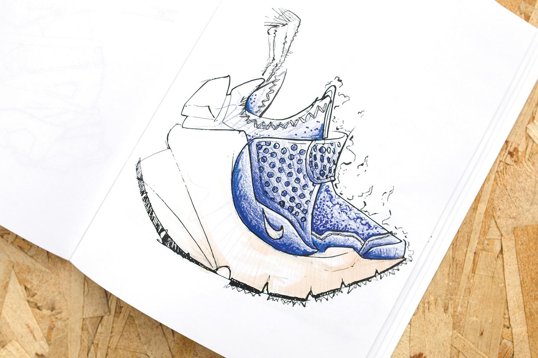 COLOR ME COOL | Das Sneaker-Malbuch - WILLYA MagazineWILLYA ...