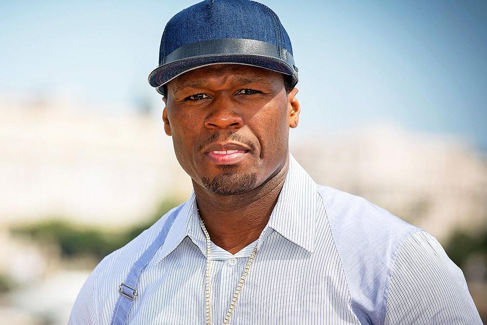 50 Cent verkauft seine Anteile an Effen Vodka - WILLYA ...  50 Cent 2017