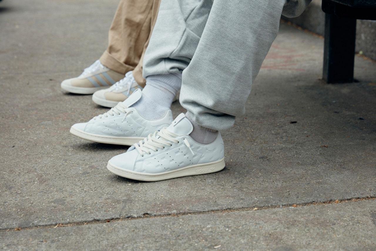 ALIFE & Starcow - adidas Stan Smith & Gazelle - WILLYA Magazine ...