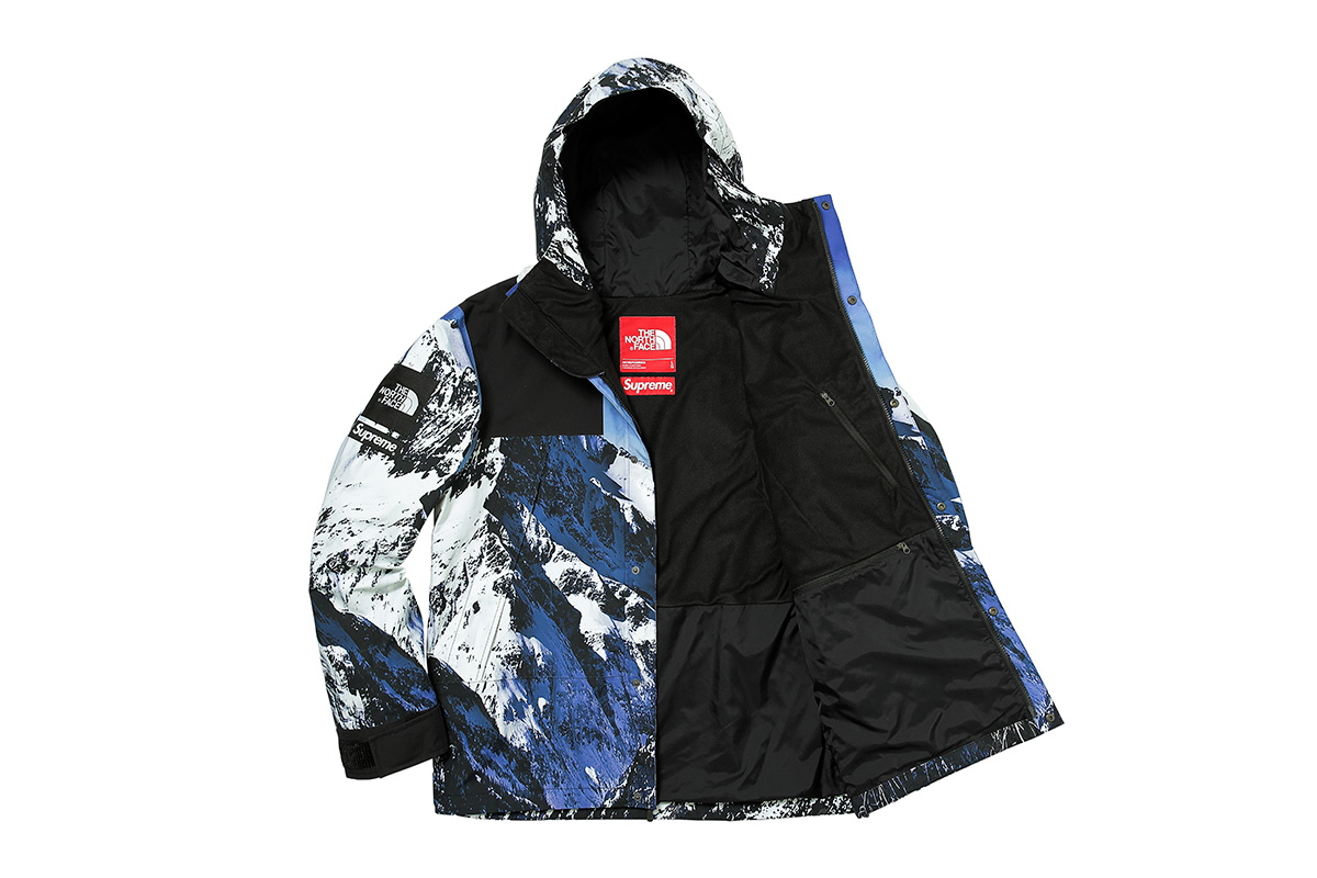 Supreme X The North Face Quot Mountain Quot Collection Willya