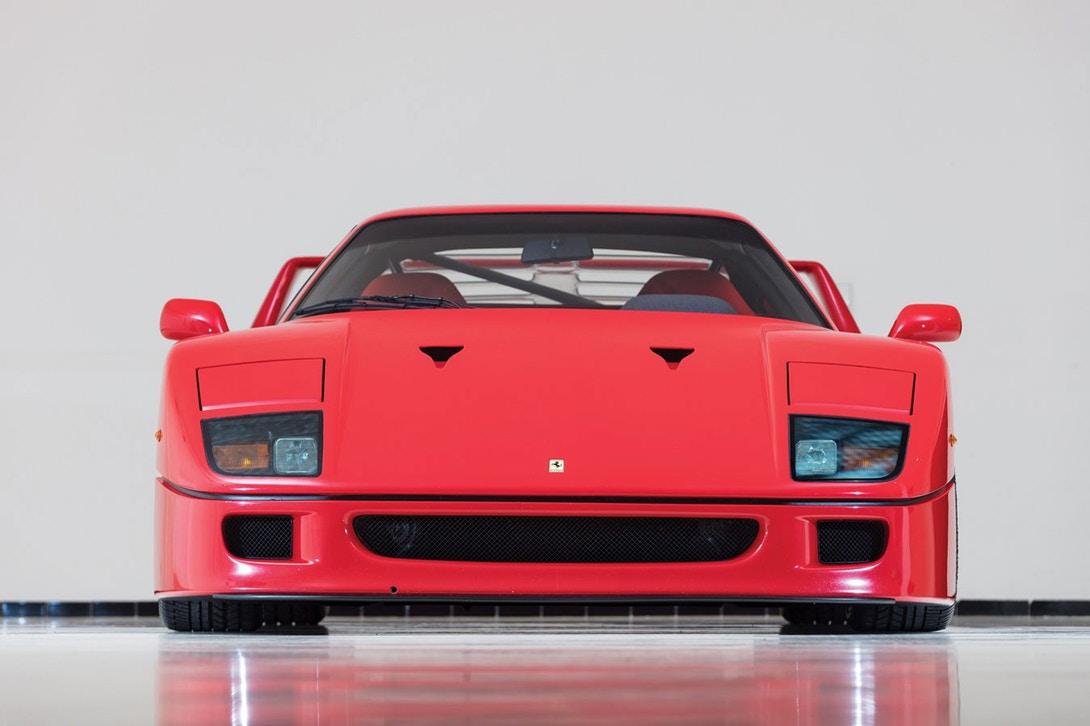 Auktion 1992 Ferrari F40 Willya