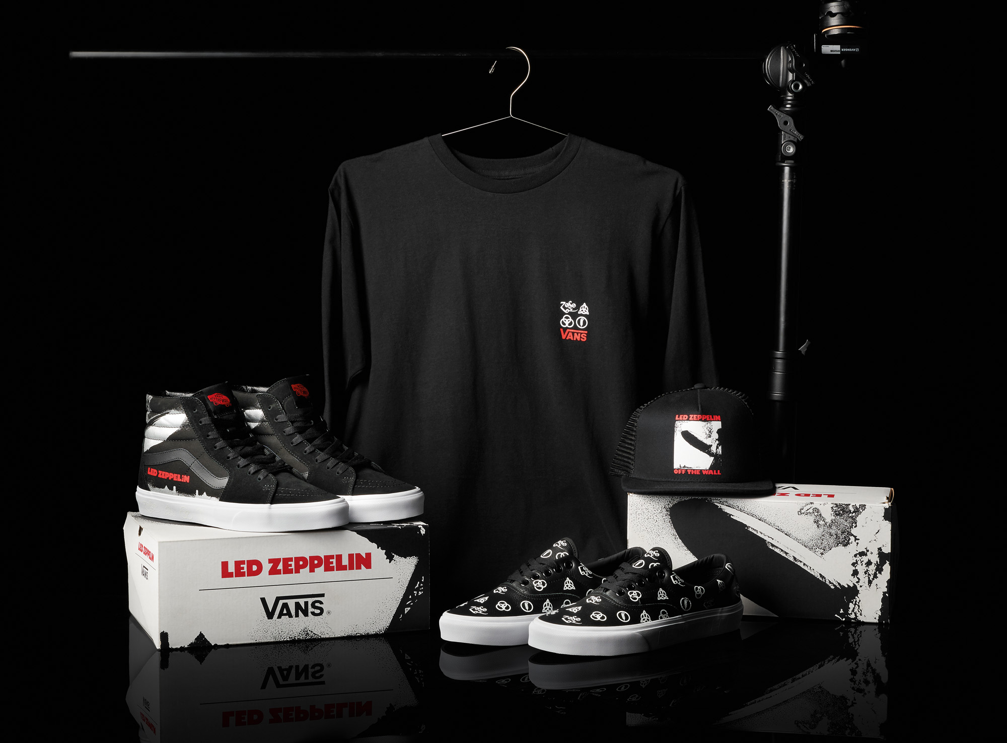 Vans x Led Zeppelin Era | Shop At Vans