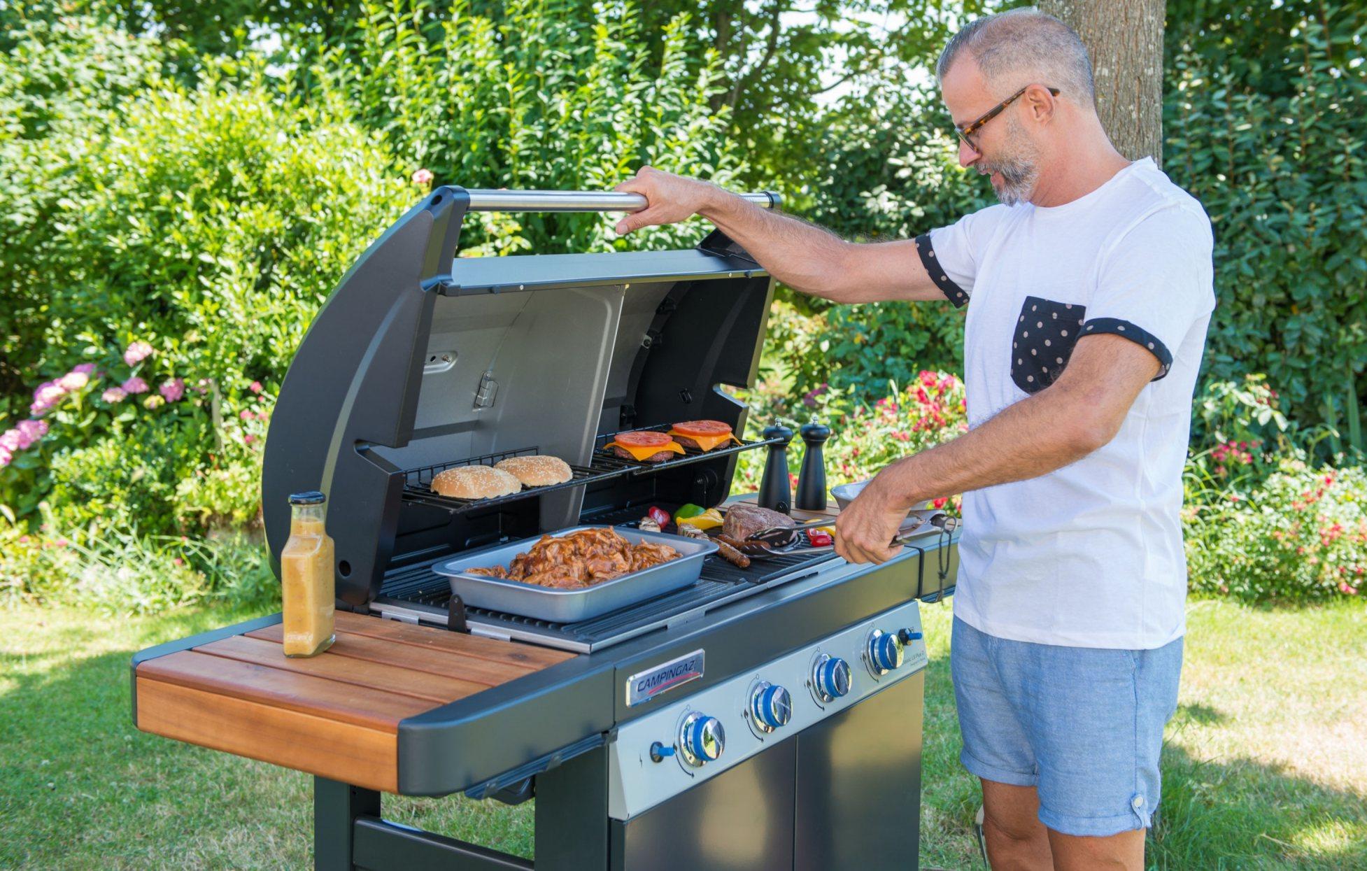 Campingaz Dual Heat System