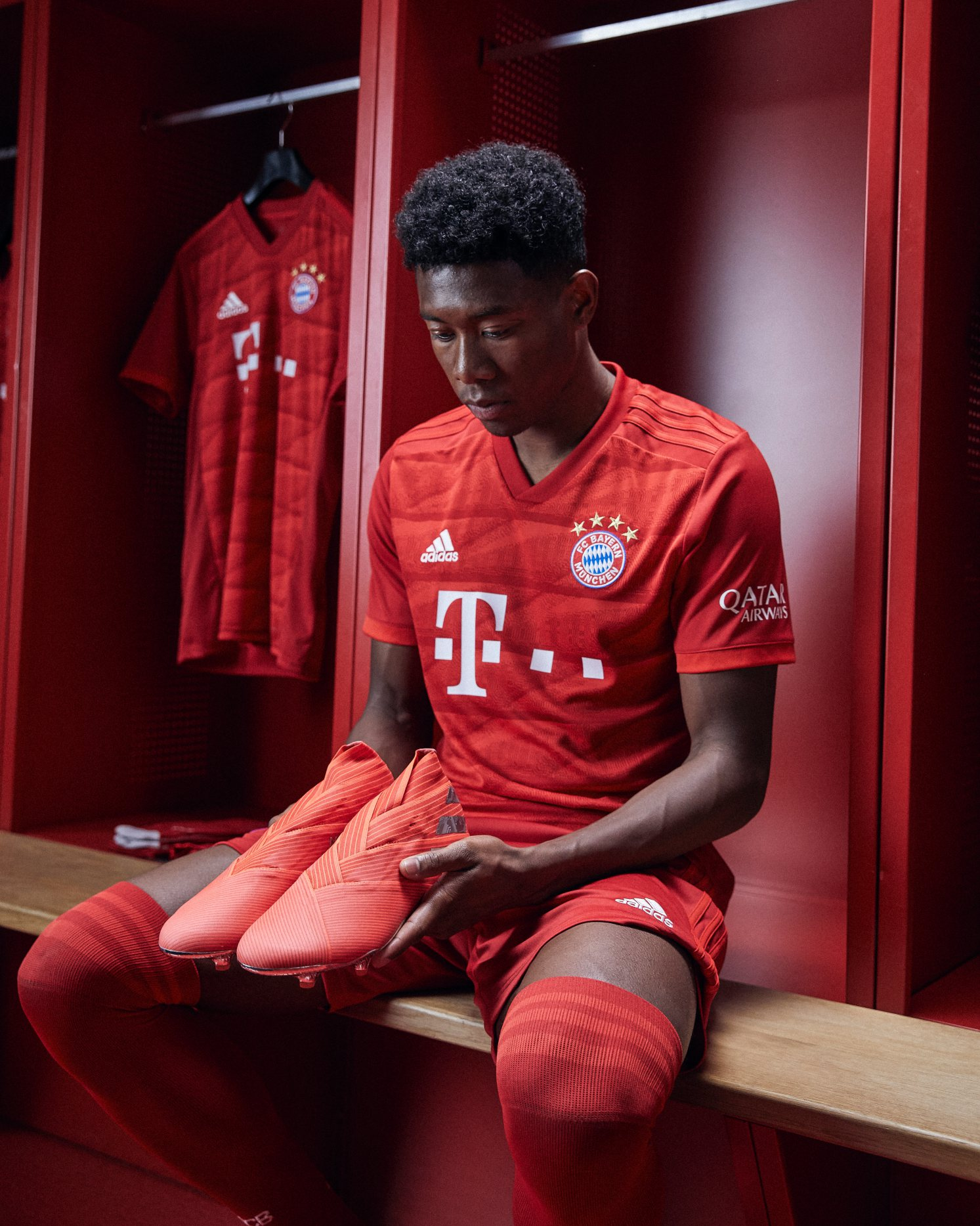 FC Bayern-Heimtrikot