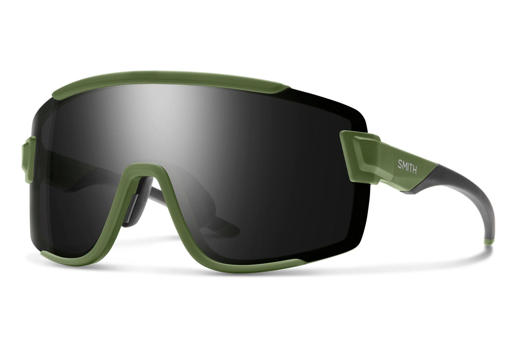 Smith WILDCAT Schutzbrille Grün