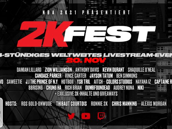 2KFest Line-Up