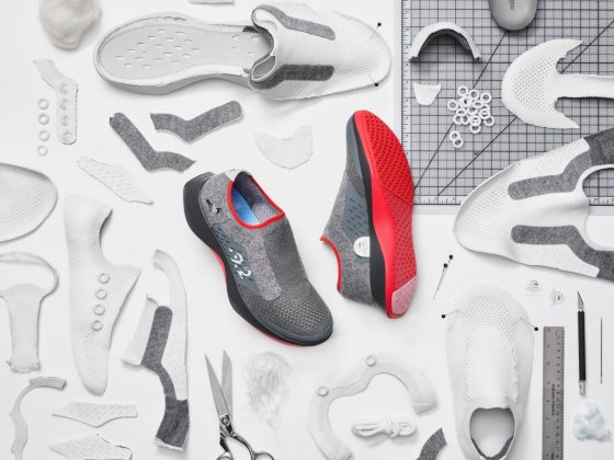 All Birds & Jeff Staple Sneaker