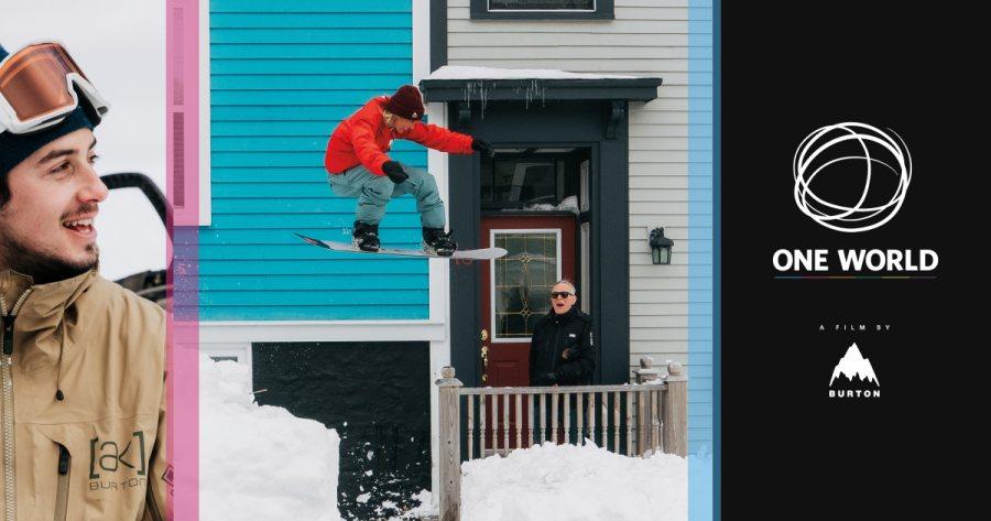 Burton Snowboarder