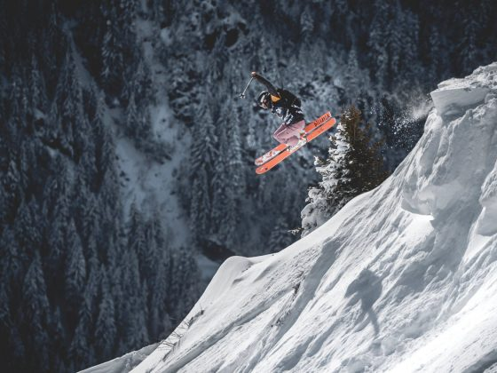 Freeride World Tour Ski