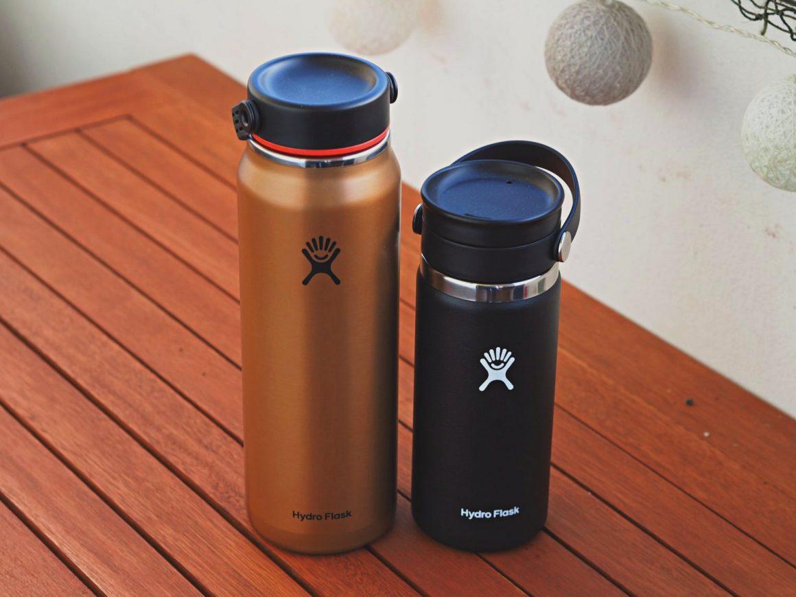 Hydro Flask Flaschen