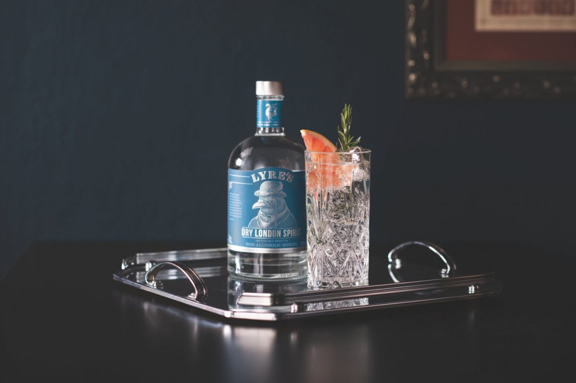 Lyre's Dry London Gin And Tonic