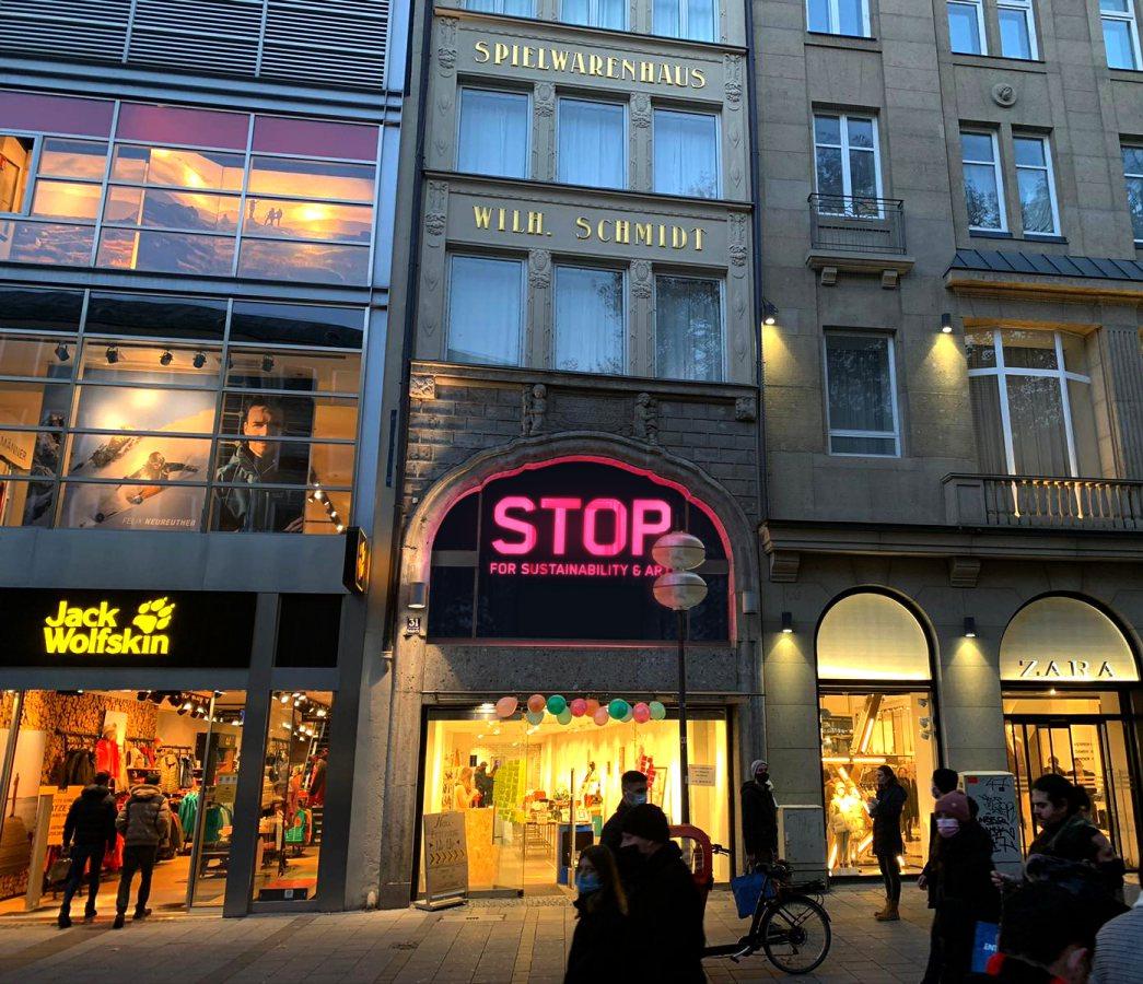 PopUp Store München