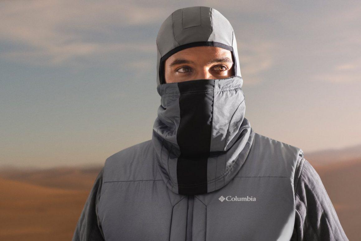 The Mandalorian Helmet Gaiter