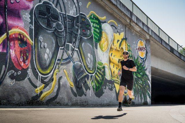 Street Art Run in München