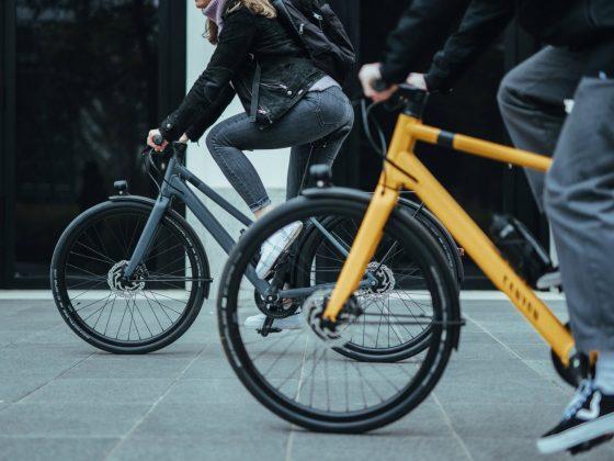 Canyon Commuter Bike