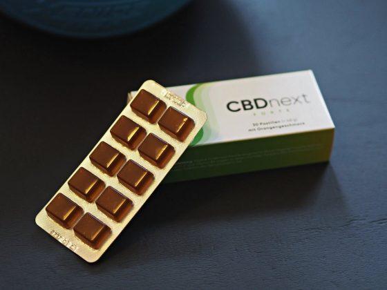 Hempamed CBD Pastillen