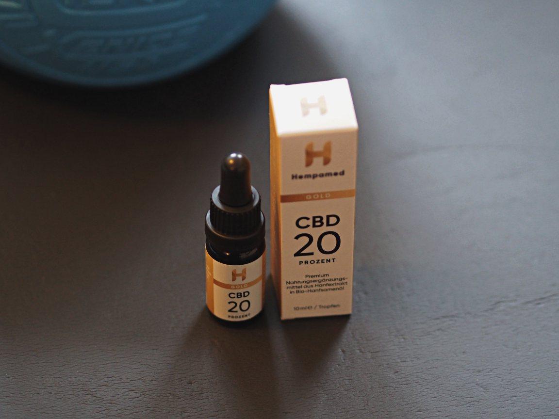 Hempamed CBD Öl