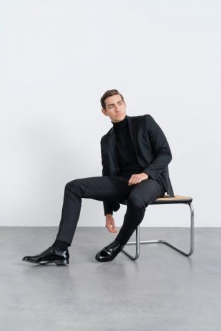 Elegante Business Schuhe