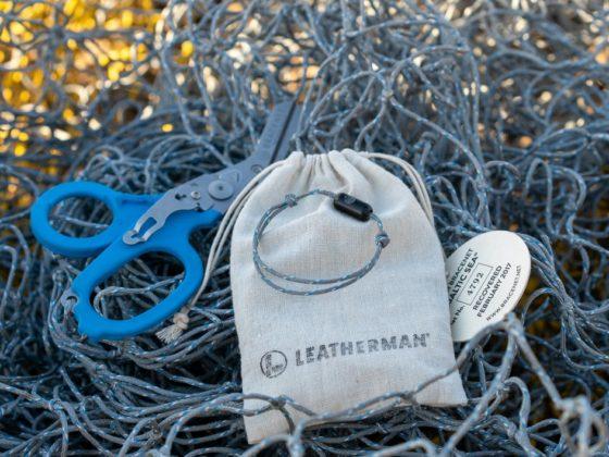 Bracenet & Leatherman