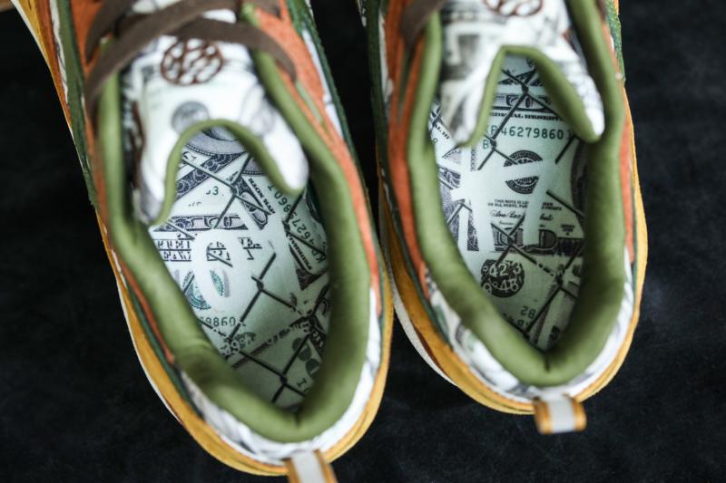 Mizuno x Mita Sneakers x 24 Karats