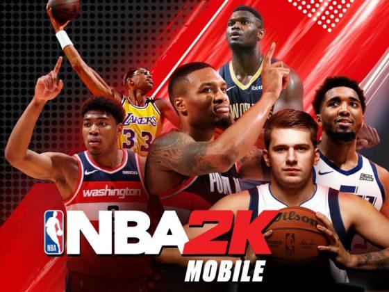 NBA 2K Mobile Season 4