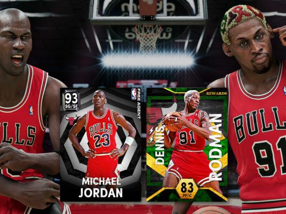 NBA 2K22 Season 2